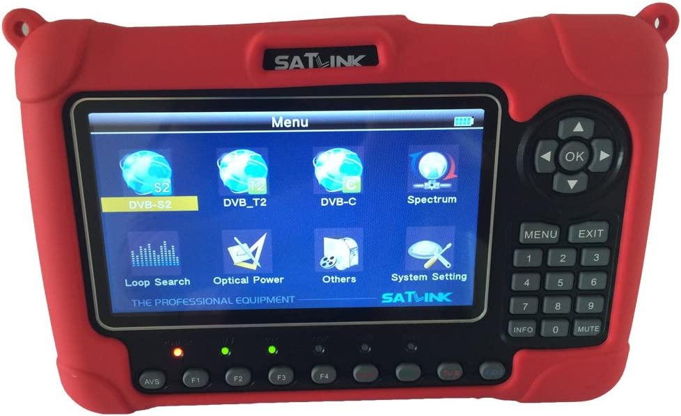 SATLINK WS-6980 DVB-S2 Limited price sale Low price C T2 Combo Conste Optical Detection Power