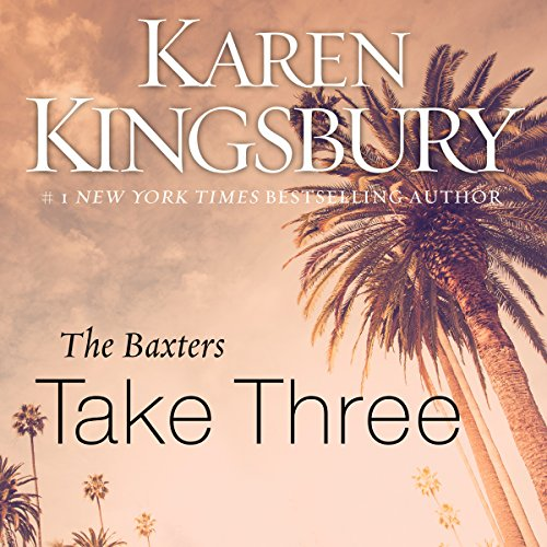 Take Three     Above the Line Series              By:                                                                                                                                 Karen Kingsbury                               Narrated by:                                                                                                                                 Gabrielle de Cuir,                                                                                        Roxanne Hernandez,                                                                                        Don Leslie,                   and others                 Length: 9 hrs and 41 mins     1 rating     Overall 5.0