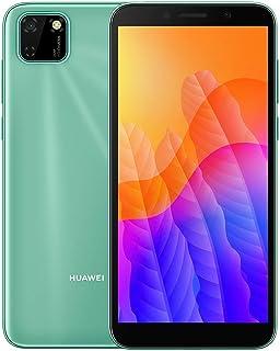 Huawei Y5p Dual SIM - 32GB, 2GB RAM, 4G LTE - Mint Green