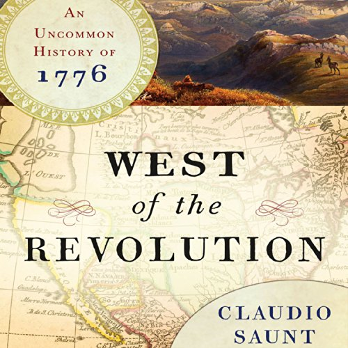 West of the Revolution audiobook cover art
