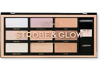 Profusion Cosmetics - Professional Artistry Pro Strobe & Glow Highlight Palette