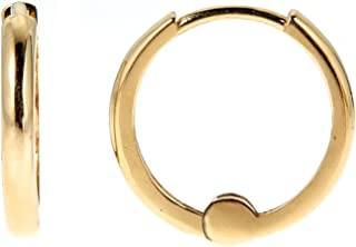 Best real gold earrings for kids Reviews