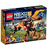 LEGO Nexo Knights - 70325 Infernox Captures the Queen Building Set