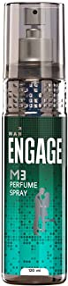 Engage M3 Perfume Spray For Men, 120ml