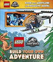 LEGO Jurassic World Build Your Own Adventure: with minifigure and exclusive model (Lego Build Your Own)