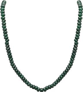 Zephyrr Sanskriti Fashion - Collana/Braccialetto/Cavigliera con perline a filo singolo in Dori
