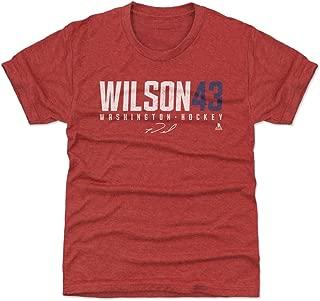 Tom Wilson Washington Hockey Kids Shirt - Tom Wilson Wilson43