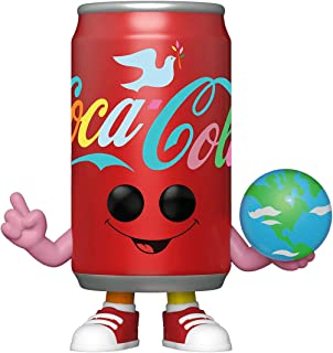 Funko Pop!: Coca Cola - Me gustaría comprar el mundo una lata de Coca-Cola