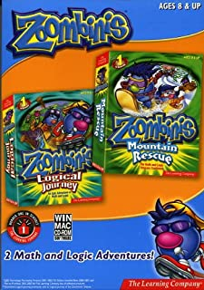 Zoombinis - Logical Journey and Mountain Rescue 2 Game Pack