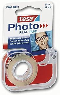 Tesa Handafroller met dubbelzijdige plakfolie voor foto's