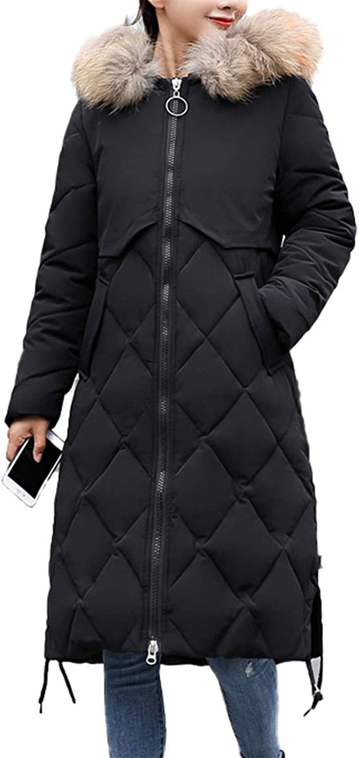 Cheryl Bull Trendy Female Coat Long Parka Parkas Padded Coats