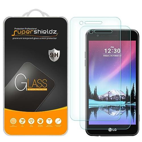 [2-Pack] Supershieldz for LG Fortune/LG (Rebel 2) LTE