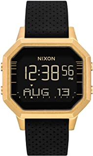 Nixon Siren Stainless Steel Watch - Gold/Black LH