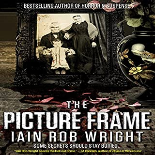 The Picture Frame: A Horror Novel audiobook cover art
