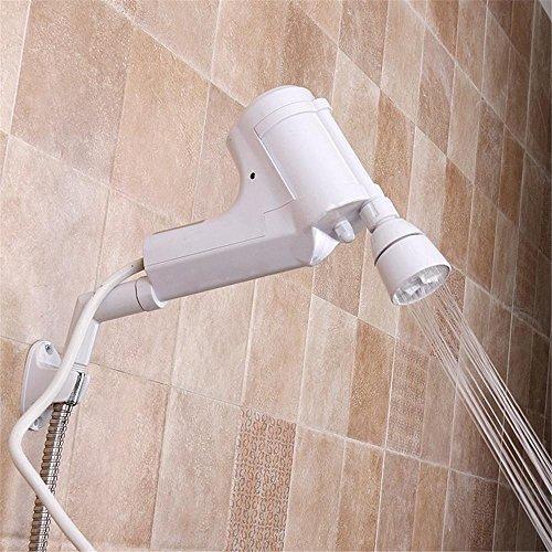 Scaldabagno elettrico istantaneo serbatoio istantaneo bagno acqua calda riscaldamento doccia rubinetto