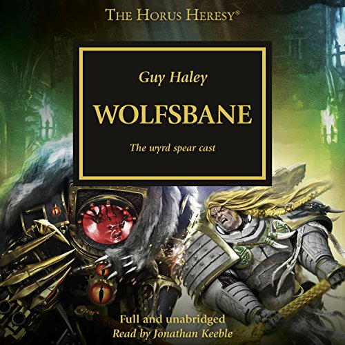Wolfsbane audiobook cover art