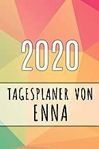 2020 Tagesplaner Von Enna Personalisierter Kalender Fur