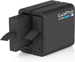 GoPro AHBBP-401 - Cargador de batería Dual y batería para GoPro Hero4 Color Negro