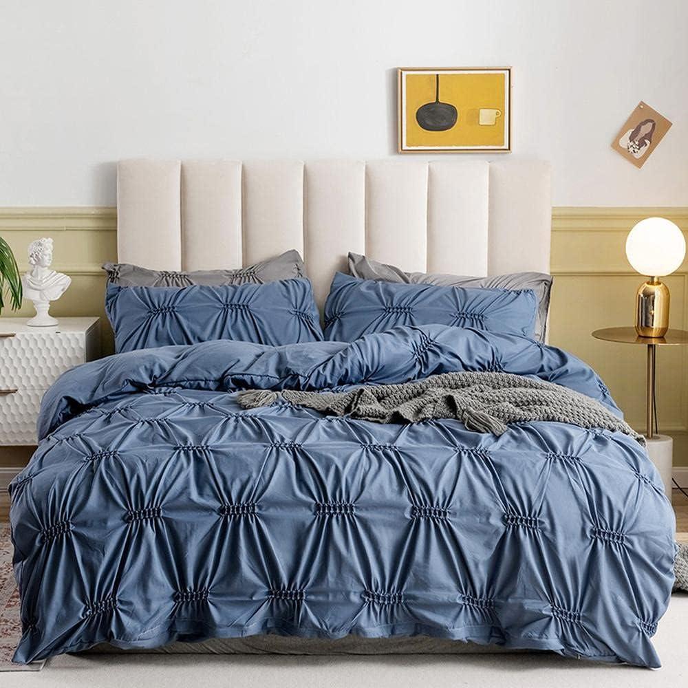 feitao 3pcs Duvet Cover Set with - Genuine Free Shipping Pillowcase 2 Pin 1duvet New Free Shipping