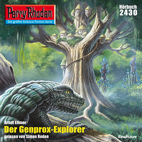 Der Genprox-Explorer audiobook cover art