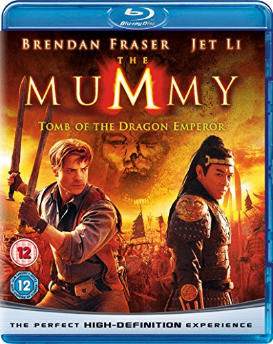 Mummy: Tomb Of The Dragon Emperor (Blu-Ray) [Edizione: Regno Unito] [Edizione: Regno Unito]