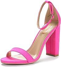 Amazon.com: Neon Pink Heels