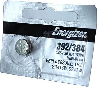 Energizer 392/384 Silver Oxide Battery
