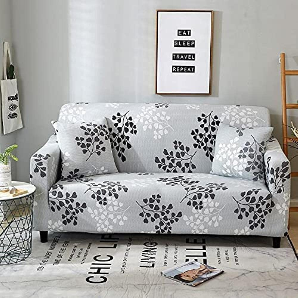 POPXP Soldering Sofa Cover Couch Fashionable slipcover Elastic Spandex