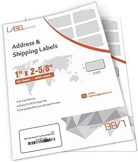 LABEL&MORE 30 up FBA Labels 1
