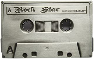 Vintage Rock Cassette Tape Music Belt Buckle also Stock in US