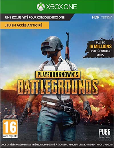 Playerunknown's Battlegrounds - Full Product Release - Xbox One