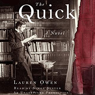 The Quick audiobook cover art