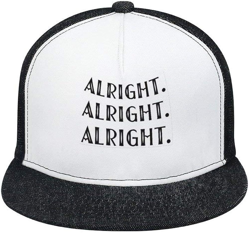 N//A Avenged Sevenfold Logo Starry Sky Hat Baseball Cap Sports Cap Adult Trucker Hat Mesh Cap