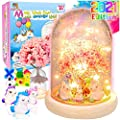 YOFUN Make Your Own Unicorn Night Light - Unicorn Craft Kit for Kids, Arts and Crafts Nightlight Project Novelty for Girl Age 4 to 9 Year Old, Unicorns Gifts for Girls by Y YOFUN