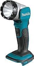 makita DML802 18V LXT Lithium-Ion Cordless L.E.D. Flashlight with Bare Tool, Blue/Black, 20.8 x 37.3 x 7.4 cm