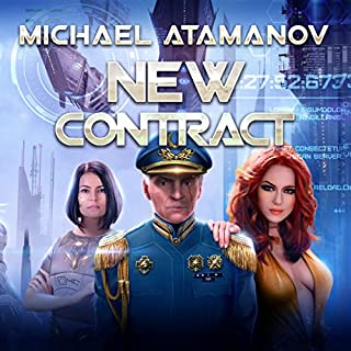 New Contract audiobook cover art