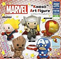 マーベル MARVEL Kawaii Art Figure カワイイ アート フィギュア 全5種セット ホビーアイテム