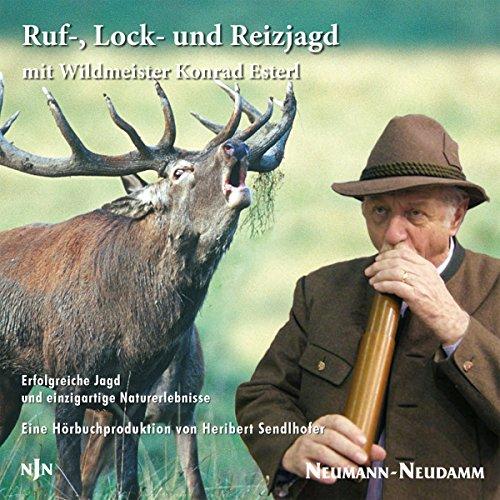 Ruf-, Lock-, Reizjagd Titelbild