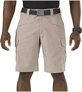 Tactical Men's Stryke 11-Inch Inseam Military Shorts, Flex-Tac Ripstop Fabric, Style 73327
