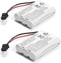 BT-446 Ni-MH Rechargeable Battery for Uniden BT446 BT-1005 TRU9480 TXC-400TCX-80 Radio Shack TAD-3704 TAD-3815 Interstate ...