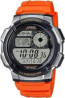 Casio Standard for Men - Digital Resin Band Watch