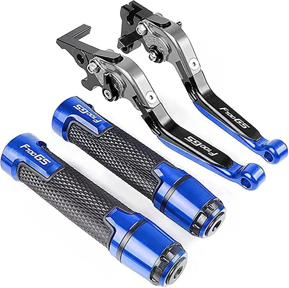 Free shipping anywhere in the nation YYQXDHDZ Luxury goods 1 Pair Motorbike Brake Handle Lever Sets for Clutch Fit