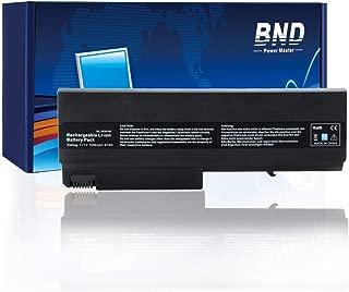 BND 7800mAh Laptop Battery for HP Compaq 6910p 6510b 6710b NC6400 NC6220 6715s NC6120 NX6110-24 Months Warranty[9-Cell Li-ion]