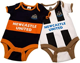 Newcastle United FC Baby GD Bodysuit (Pack of 2)
