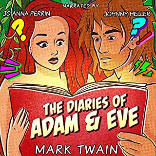 The Diaries of Adam and Eve cover art