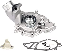 MAXFAVOR Water Pump for 1983-1989 Porsche 924 S & 944 BASE & 944 S & 944 Turbo 2.5L VIN A/B(AW9245 Replacement)