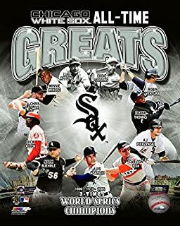 Chicago White Sox All Time Greats Photo (Size: 8