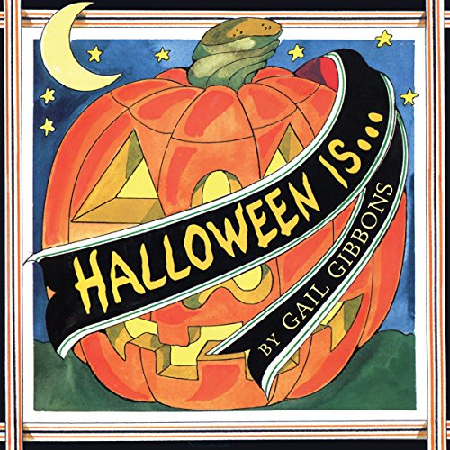 Halloween Is... audiobook cover art