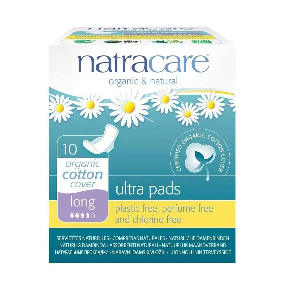 At the price Natracare Ultra Industry No. 1 Pads Long Pieces Wings 10 with