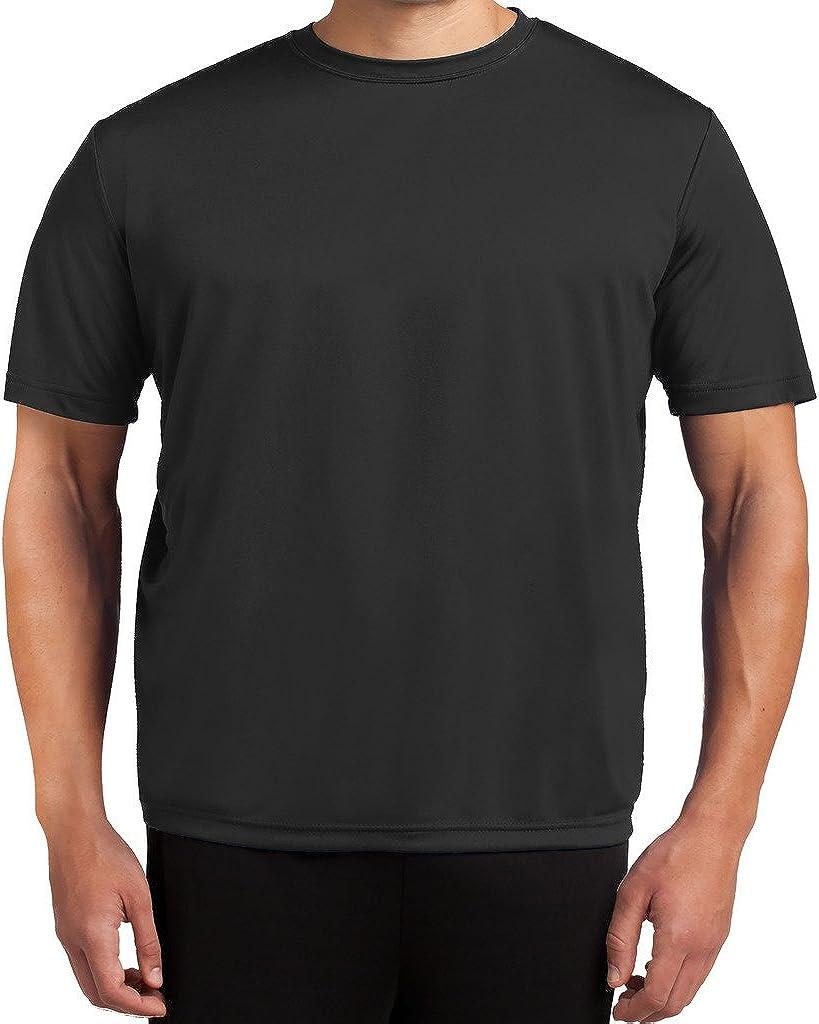 Tall Men's Moisture Wicking Performance T-Shirt SOLID by Sport-Tek